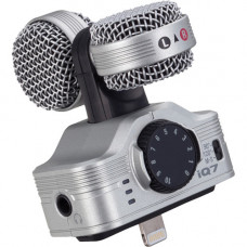 Портативный внешний стерео микрофон для iOS ZOOM iQ7